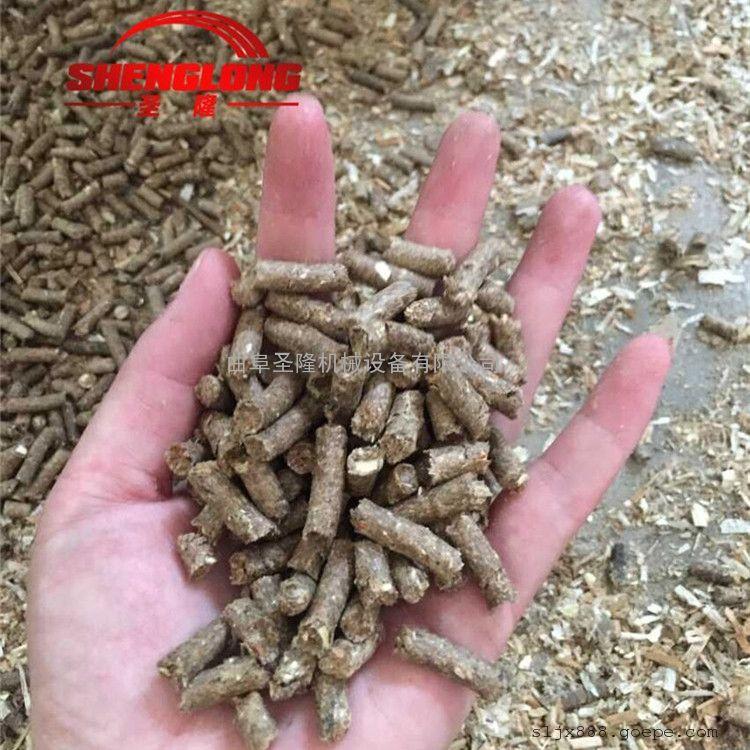 热销苞米秸秆颗粒机图片 秸秆饲料颗粒机