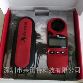 Kestrel3000袖珍风速/气象测定仪