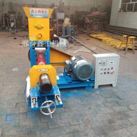 供应全自动狗粮生产机器 猫粮生产机器 饲料颗粒膨化机