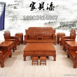 水性家具漆代理高质量漆膜坚硬家具漆厂家批发广东PU漆价格