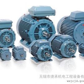 ABB高效电机M2BAX355SMA4-250KW-4P-B3/B5/B35