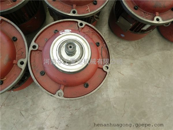 ZD141-4/7.5起重葫芦主起升电机 锥刹电机 单速葫芦锥形转子电机