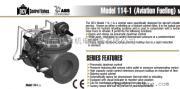OCV 114-1 加油车控制阀(减压阀)
