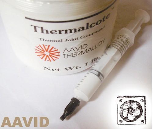 Aavid Thermalloy热工程