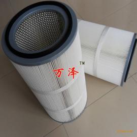 远泽供应大型等离子切割机专用除尘滤芯滤筒