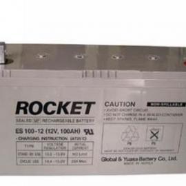 火箭蓄电池 ESH120-12 报价咨询 韩国火箭