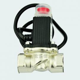 燃气电磁阀厂家|燃气电磁阀品牌|燃气切断电磁阀DN15