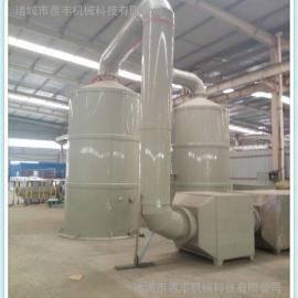 浙江农药和发酵制药厂废气处理设备、善丰喷淋塔、净化塔