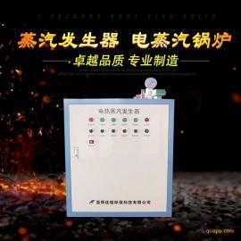 电加热蒸汽锅炉 380V工业小型电热蒸汽发生器商用全自动60KW