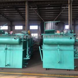 云南污水处理设备 高浓度有机工业废水处理设备 平流式气浮机
