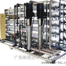 工业车间中水回用处理设备