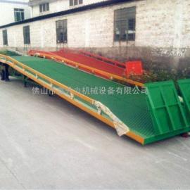 杭州移动式登车桥-集装箱卸货平台
