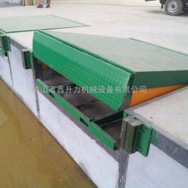 肇庆固定式登车桥-机械式卸货平台