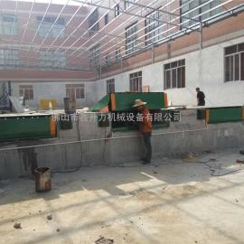广东固定式液压登车桥-翻板式登车桥
