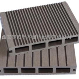 西安木塑|西安木塑地板|陕西木塑栈道厂家施工找西安志诚塑木