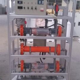 河南直流电解次氯酸钠发生器/河南智能电解盐水消毒设备