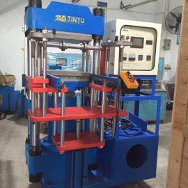 云南智能油压机 四柱平板硫化机 厂家供应