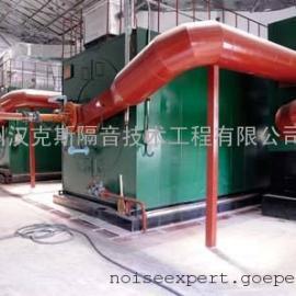 锅炉房噪声控制