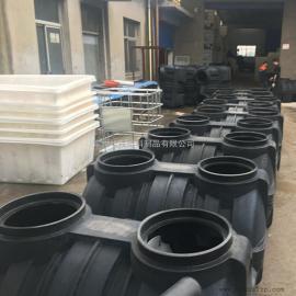 安庆1吨小型家用化粪池环保化粪池三格化粪池无焊缝