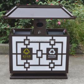 安康垃圾桶厂家 宝鸡分类果皮箱订做 安康环保不锈钢垃圾箱销售