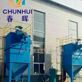 化工垃圾焚烧废炉3744平布袋除尘器降温阻火器设计