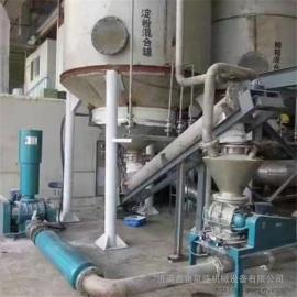供应气力输送设备气力输送罗茨风机气力输送旋转供料器