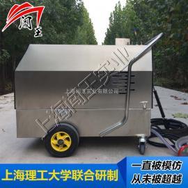 无锡闯王CWCD320油烟管道高压清洗机 柴油加热高压清洗机
