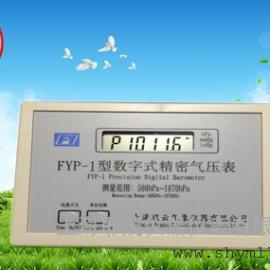 FYP-1型数字精密气压表(B级表)