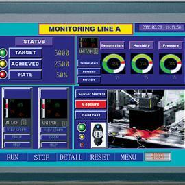 欧姆龙可编程终端NV系列