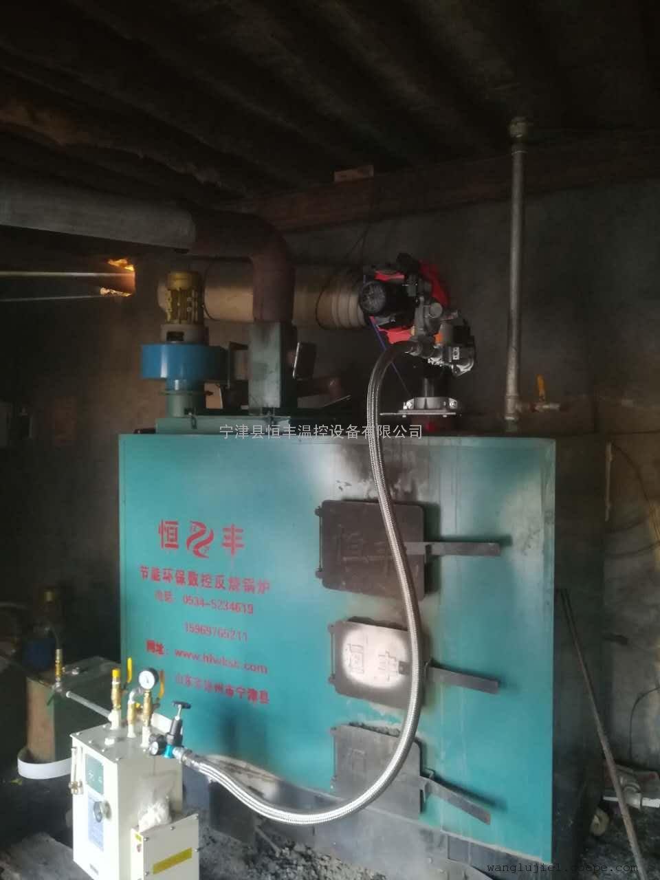 恒丰种植加温锅炉冬季加热是保证温室大棚高效运行的首要条件