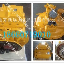成品变速箱 SD22F变速箱总成 伐木型推土机配件154-15-31000V010