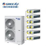 2018北京格力家用中央空调系列销售安装