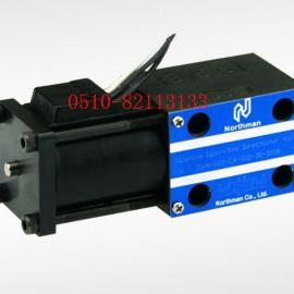 北部精机MSC-02W MSC-02A MSC-03A叠加式电控单向阀