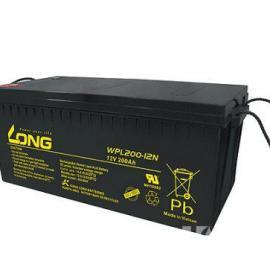 原装LONG蓄电池WP24-12广隆12V24AH厂家直销