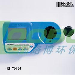 余氯、总氯微电脑测定仪精度 ±0.06mg/L @ 3.00 mg/L