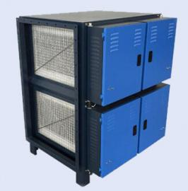 5000风量 低空排放高效静电油烟净化器 厂家直销