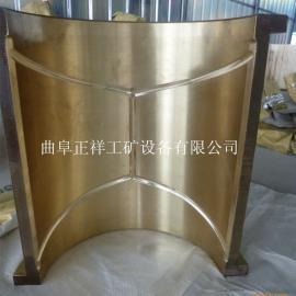 供应机械压力机配件曲轴瓦瓦,铜滑板