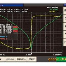日置等效回路分析软件IM9000