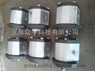 marzocchi齿轮泵GHP1A-D-2-FG 液压齿轮泵