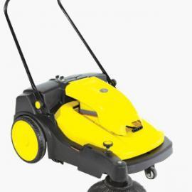 工厂清扫砂石碎屑垃圾无线式扫地机威德尔手推式电动扫地机