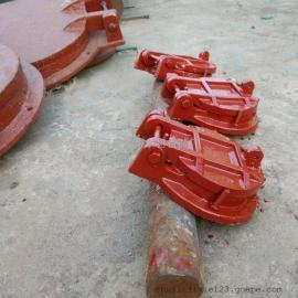 铸铁拍门 单向阀门 止回阀供应厂