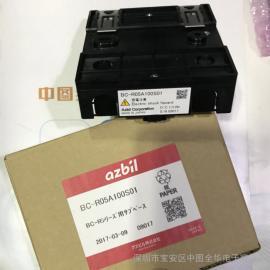 BC-R05A100S01,AUR890G630S01 azbil山武火焰保护继电器