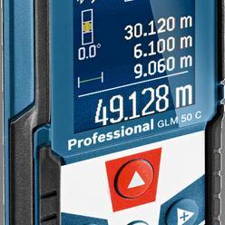 博世 GLM 50 C 激光测距仪