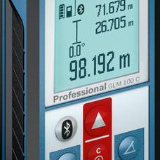 博世 GLM 100 C Professional激光测距仪