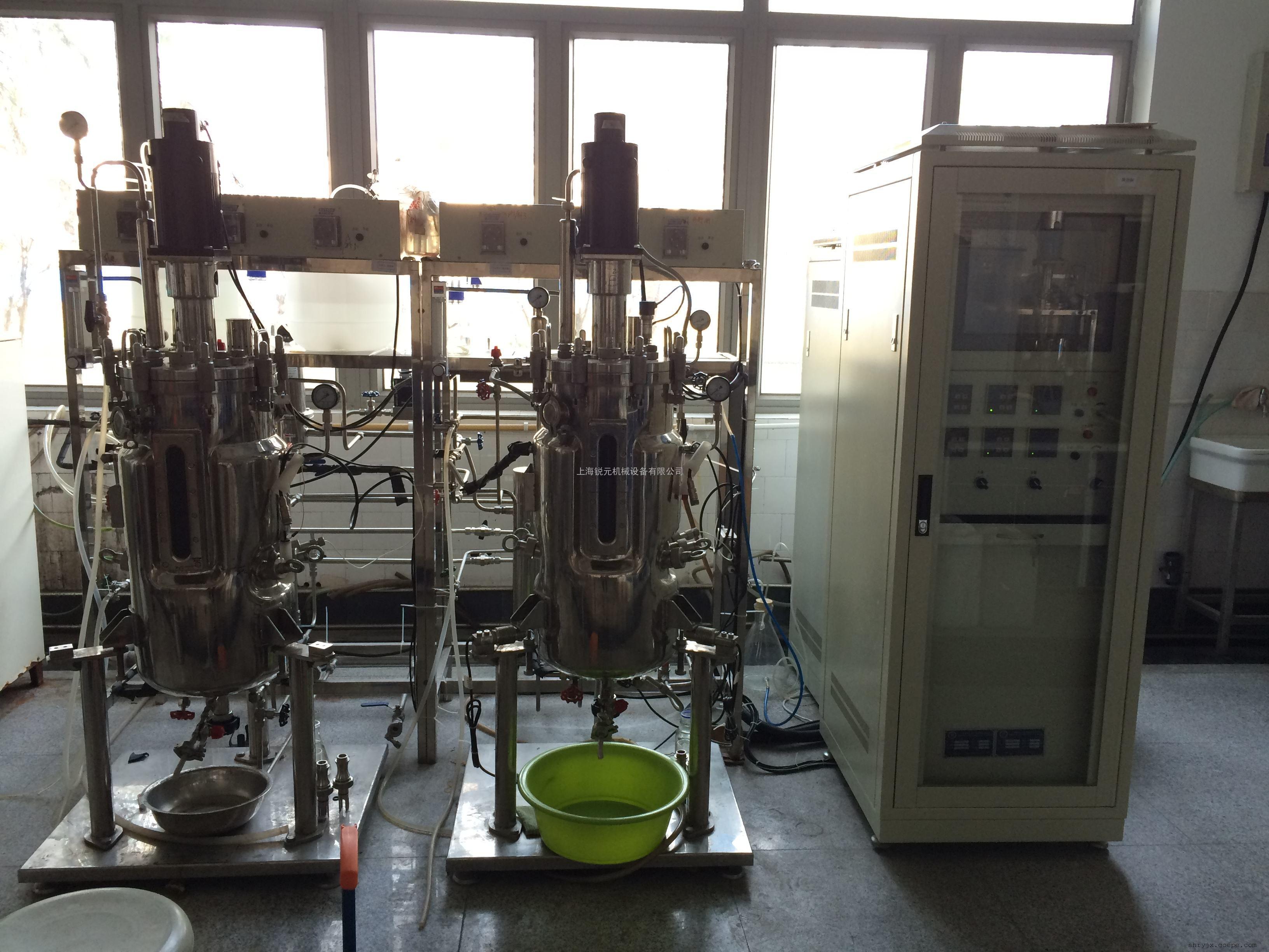 微生物肥料不锈钢发酵罐