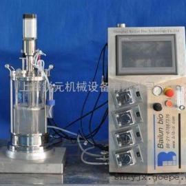 玻璃发酵罐、不锈钢发酵罐上海锐元专业制造发酵设备
