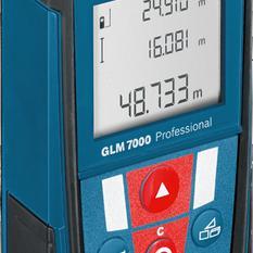 博世 GLM 7000 Professional激光测距仪