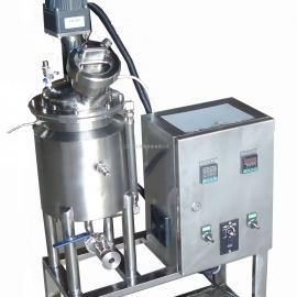 可移动式不锈钢发酵罐