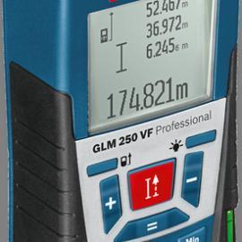 博世 GLM 250 VF Professional激光测距仪
