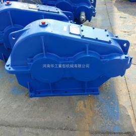 双梁小车卷筒减速机 ZQD650软齿面卧式减速器 路桥用变速